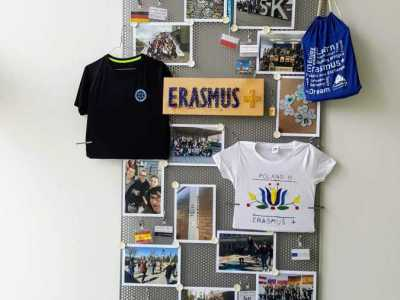Erasmus+ 'Wall of Fame'