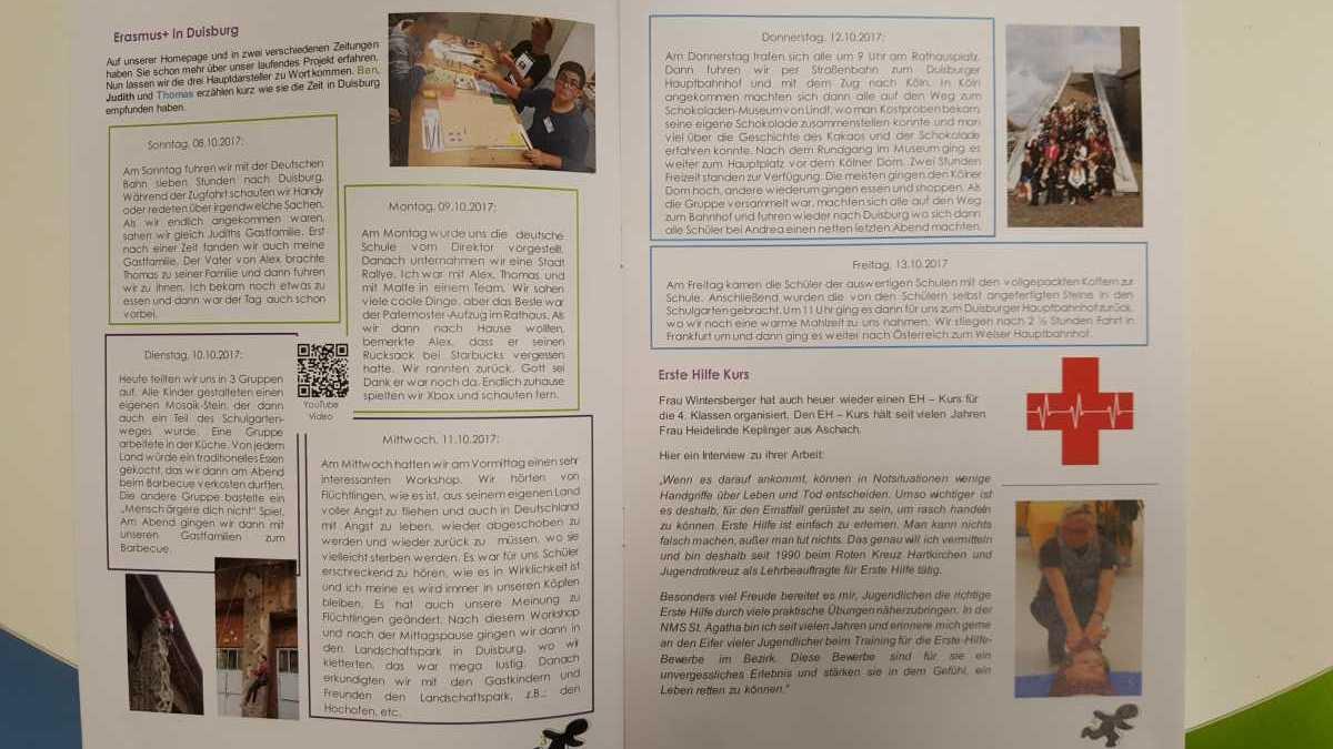School's magazine